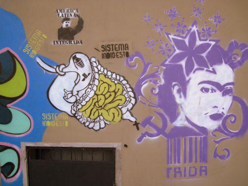 Frida+sistema indigesto Castelo