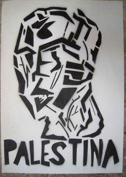Pochoir - Palestine