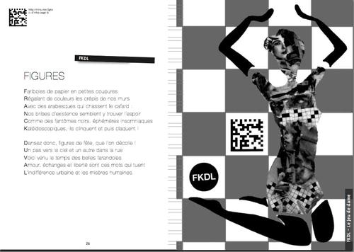et si l u0026 39 on parlait marketing   street art et flashcode font  de plus en plus  bon m u00e9nage