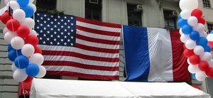 Drapeaux_francais_americain