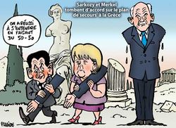 Sarkozy-merkel-papandreou
