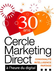 CMD logo 30 ans