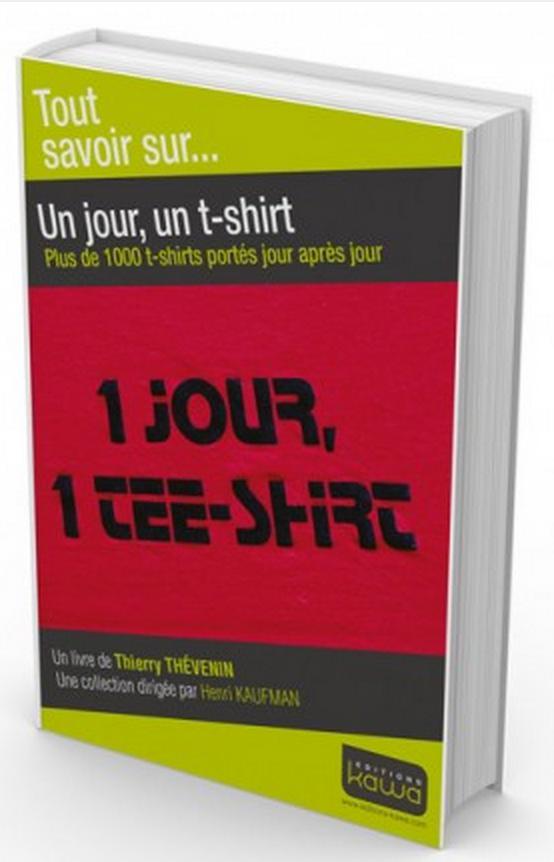 1 jour 1 T shirt