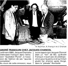 Franquin chancel