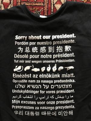 Tee-shirt D. T.