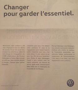 VW GLobal