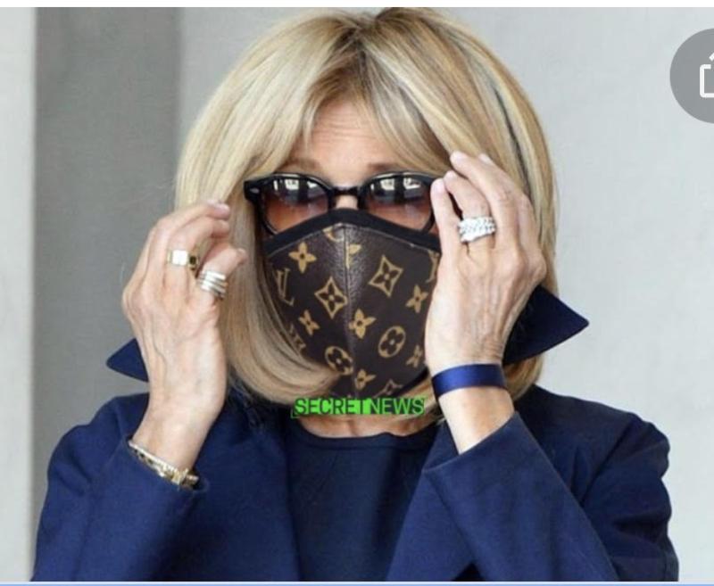 Vuitton Macron