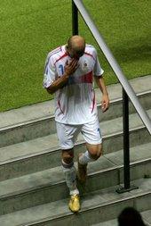 Zidanevestiaire