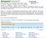 Amazonconnect