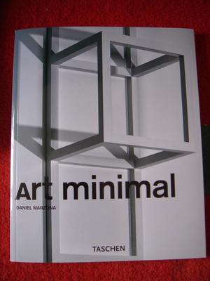 Design et minimalisme l 39 art minimal for Art minimal livre